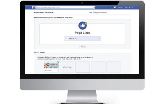 Facebook Paid Advertising PPC Campaigns