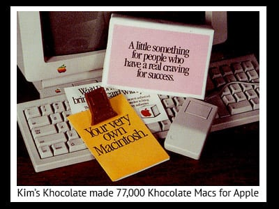 Apple Khocolate Macs