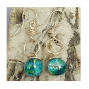 Isabelle Glass Earrings