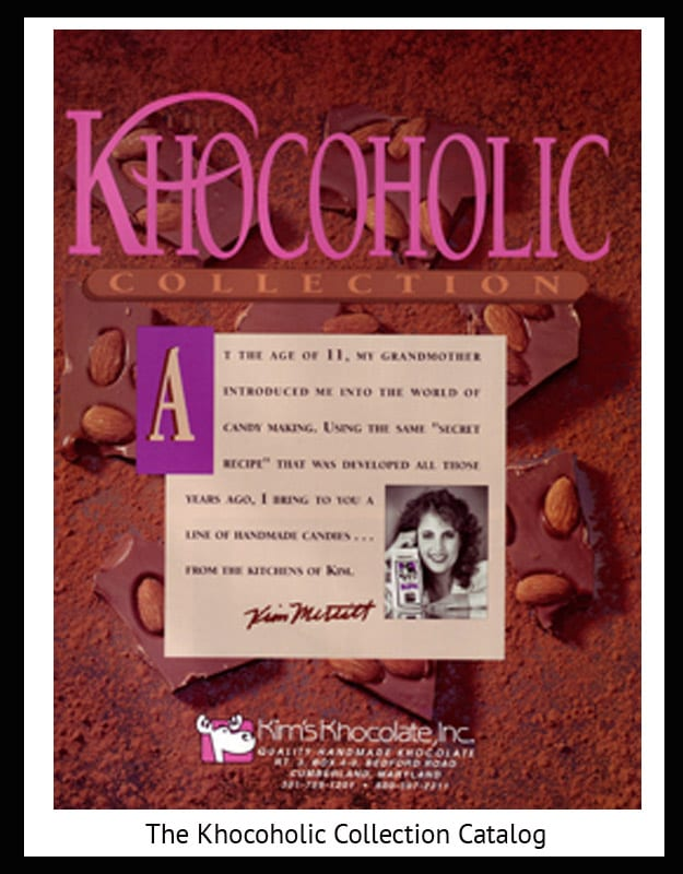Kim's Khocolate Khocoholic Collection Catalog