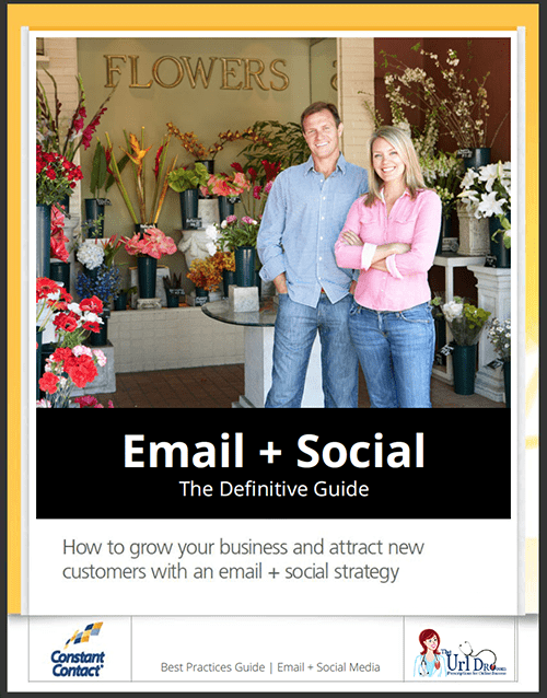 Email and Social - The Definitive Guide eBook