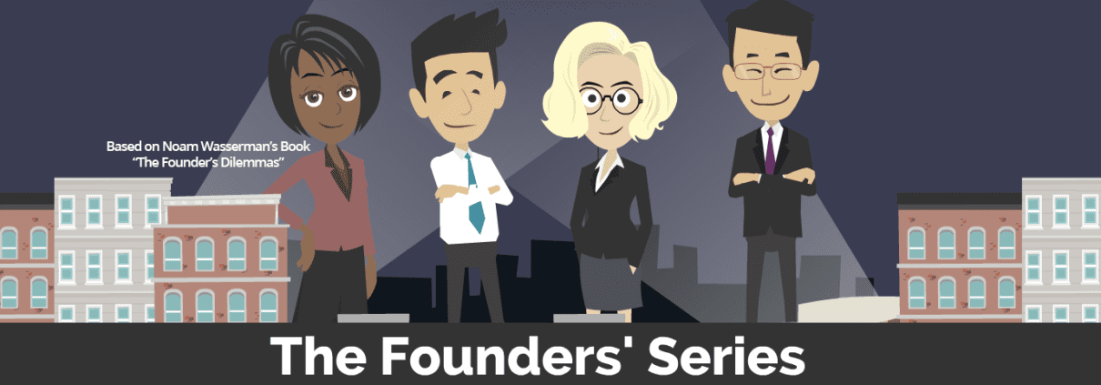 Founder's Series Startup Videos