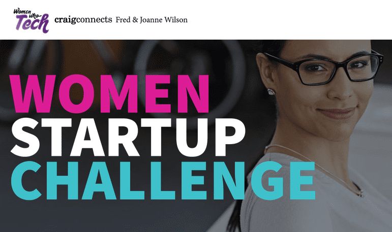 Women Who Tech Startup Challenge