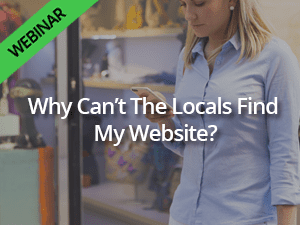 Local Search for Business Free Webinar