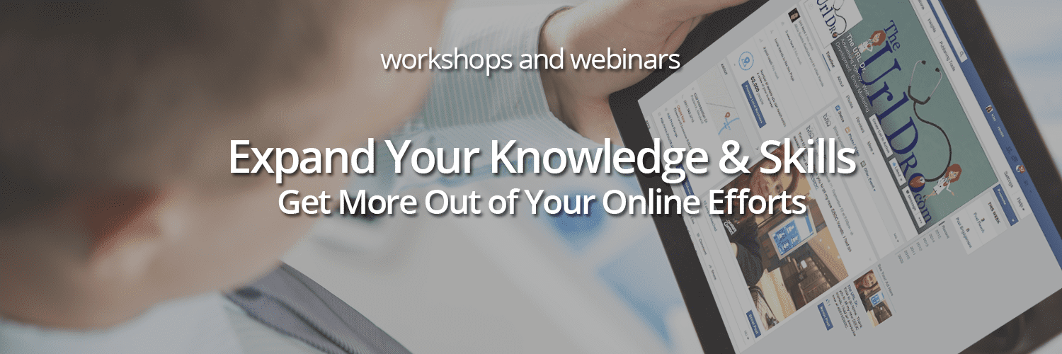 Workshops and Webinar Program