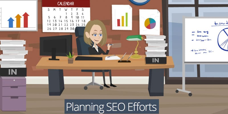 Planning SEO Efforts