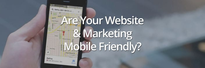 Are Your Website and Marketing Mobile Friendly Online Learning