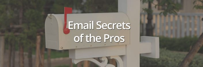 Email Secrets of the Pros Online Course
