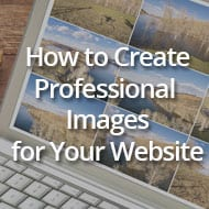 How to Create Professional Images for Your Website