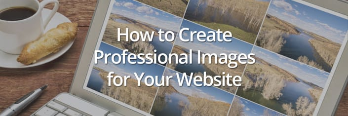 How to Create Professional Images for Your Website Online Learning
