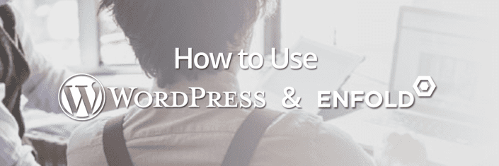 How to Use Wordpress and Enfold Theme