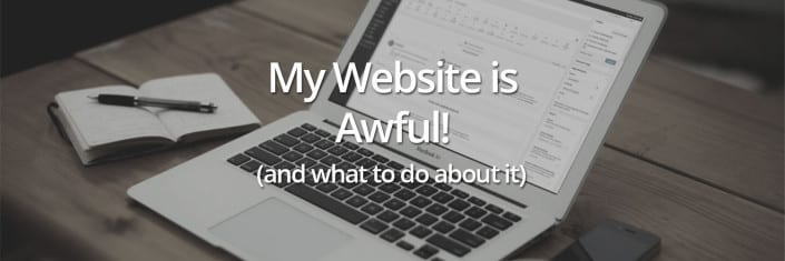 My Website is Awful Online Course