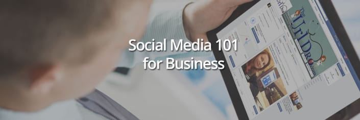 Social Media 101 for Business Online Course