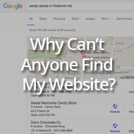 Why Can't Anyone Find My Website?