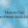 How to Use WordPress Media Library Video