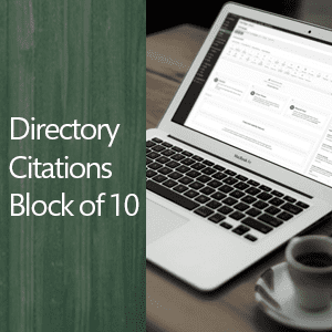 Directory Citations Block of 10