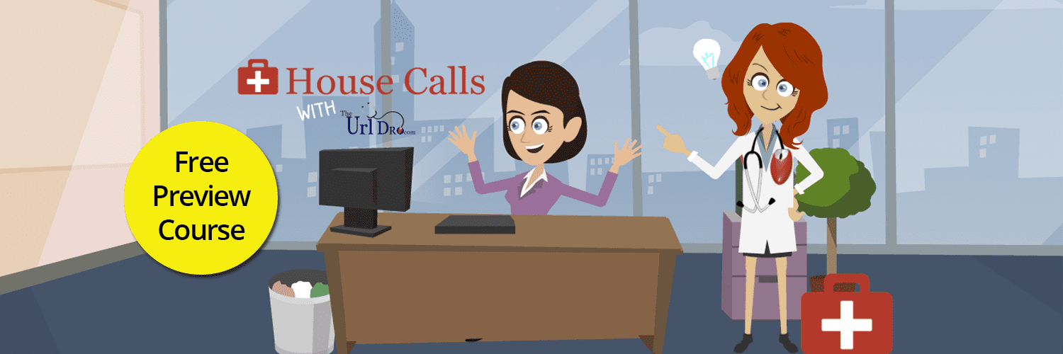 House Calls with The URL Dr. Online Marketing Videos