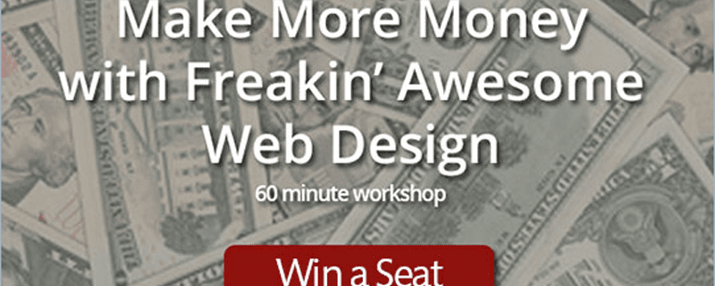 Contest - Win Free Workshop Tickets