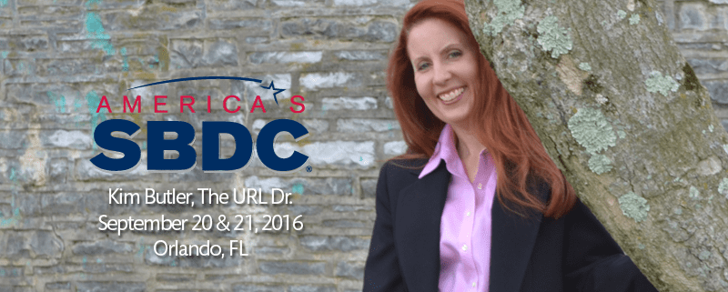 Kim Butler to Speak at 36th Annual America's SBDC Conference
