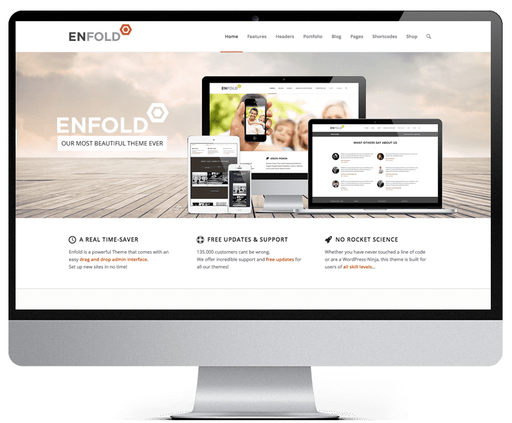 WordPress Enfold Theme