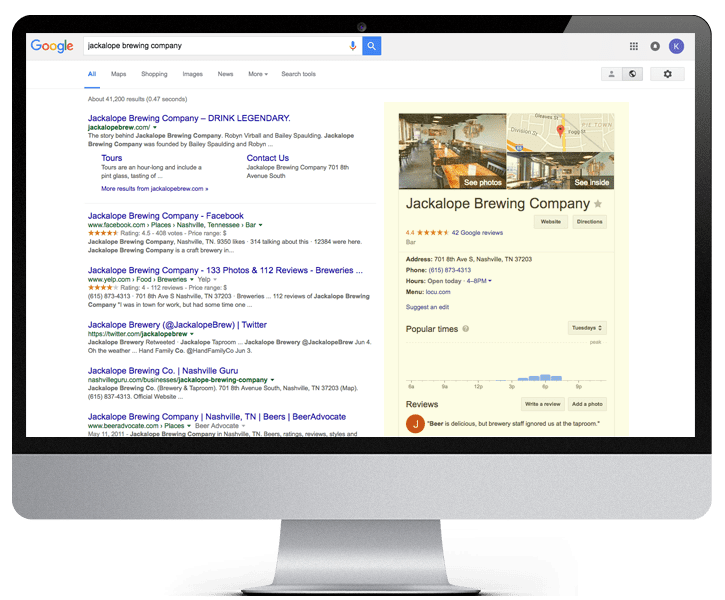 Google My Business Listings for Small Business