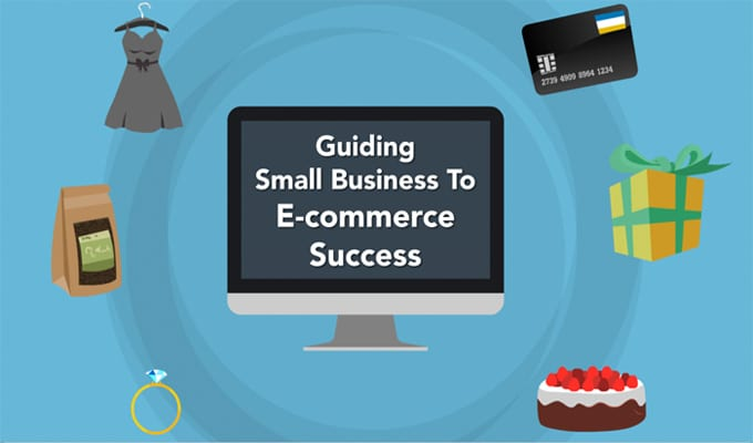 Guiding Small Business to Ecommerce Success Presentation