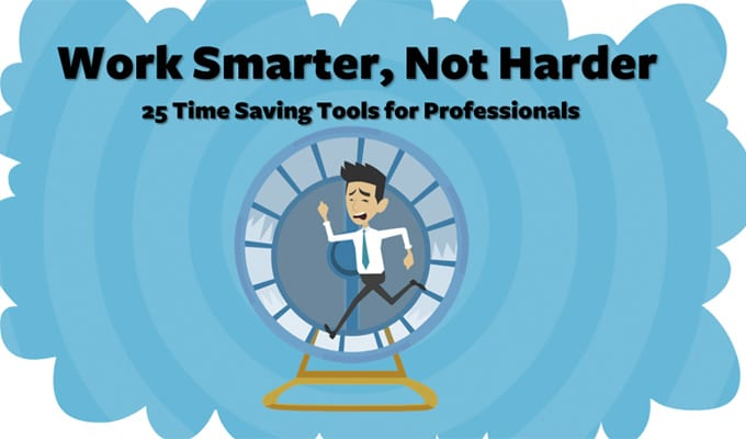 Work Smarter Not Harder Presentation
