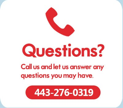 Have a Question? Call us 443-276-0319.