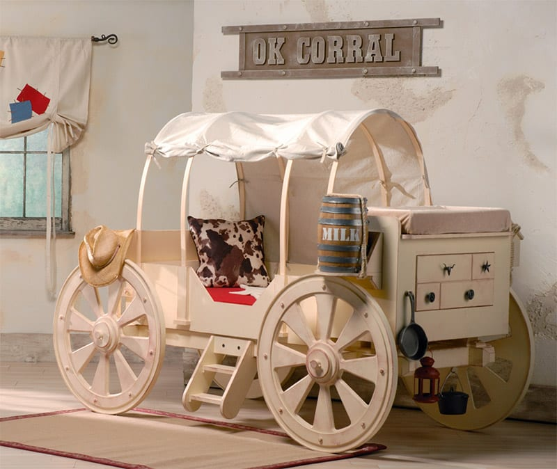 chuckwagon bed