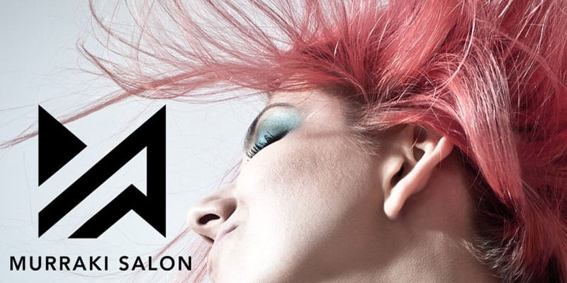 Murraki Salon Website Launch