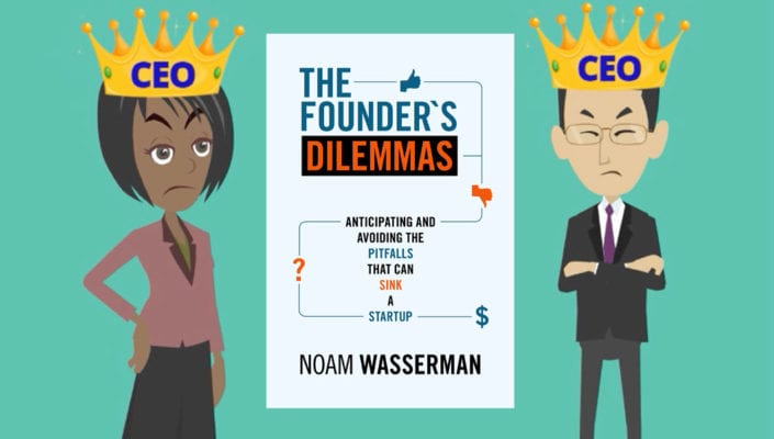 The Founder's Dilemma Animated Video Series