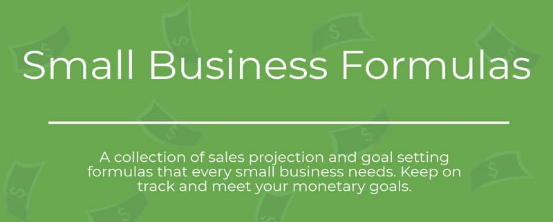 Small Business Formulas