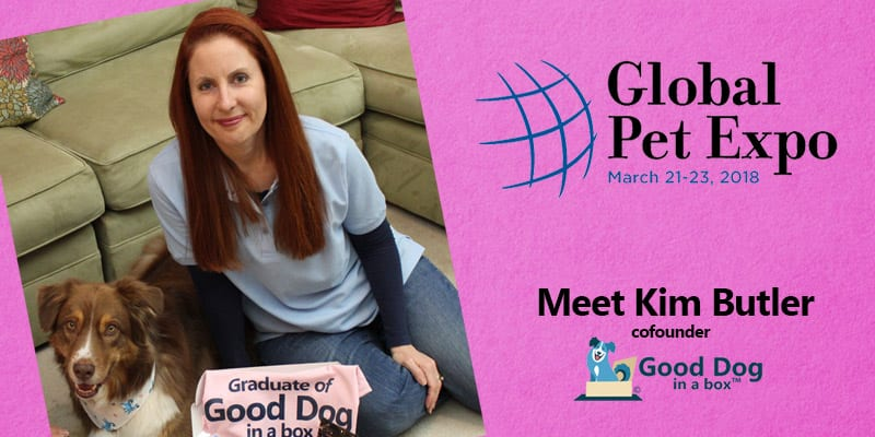 Kim Butler to Cover Global Pet Expo