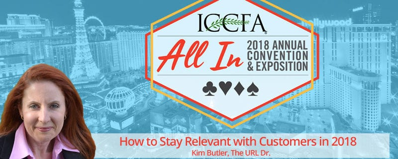 Kim Butler to Speak at ICCFA 2018 in Las Vegas