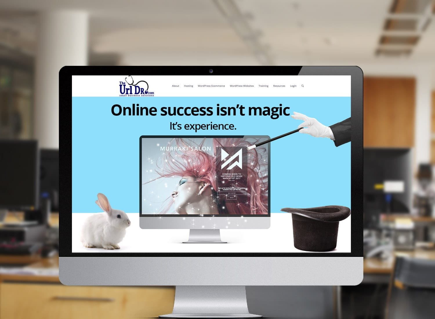 The URL Dr Online Marketing & Web Design for Small Business