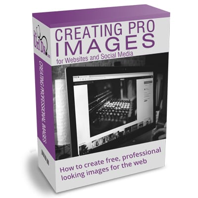 Creating Professional Images for Your Website Course