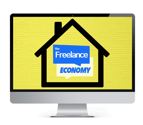 Freelance Economy Work From Home Webinar