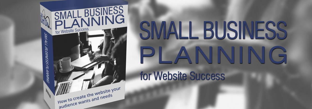 Small Business Planning for Website Success Course