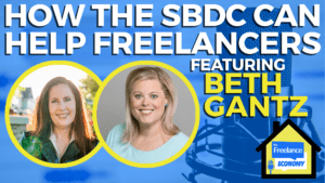 How the SBDC Can Help Freelancers