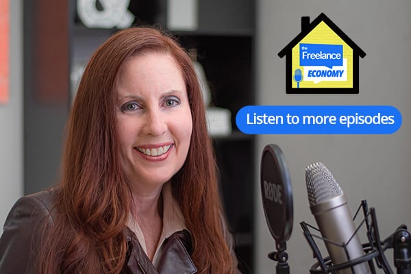 Listen to the Freelance Economy Podcast