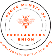 Freelancers Union Badge